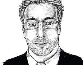 #24 for Create a Stipple Portrait / Wall Street Journal Style Portrait by kunjanpradeep