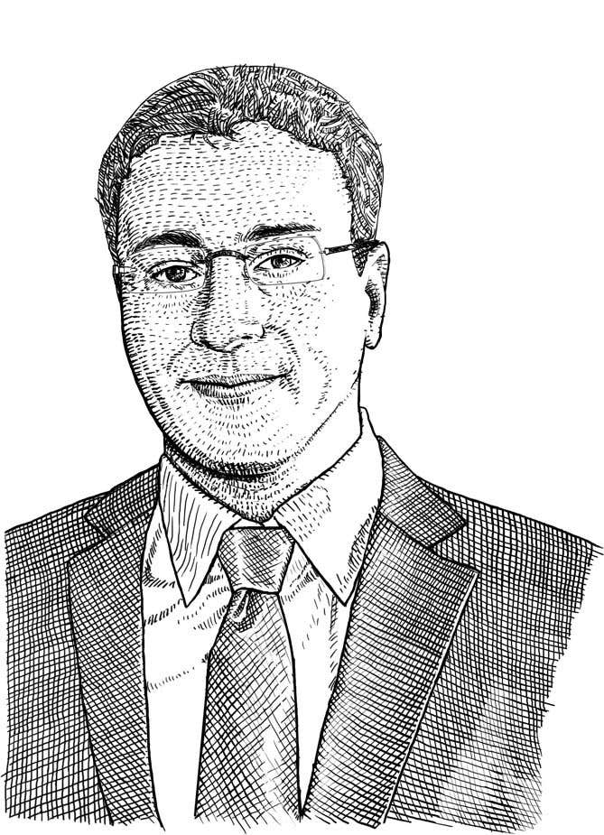 Konkurrenceindlæg #13 for Create a Stipple Portrait / Wall Street Journal Style Portrait