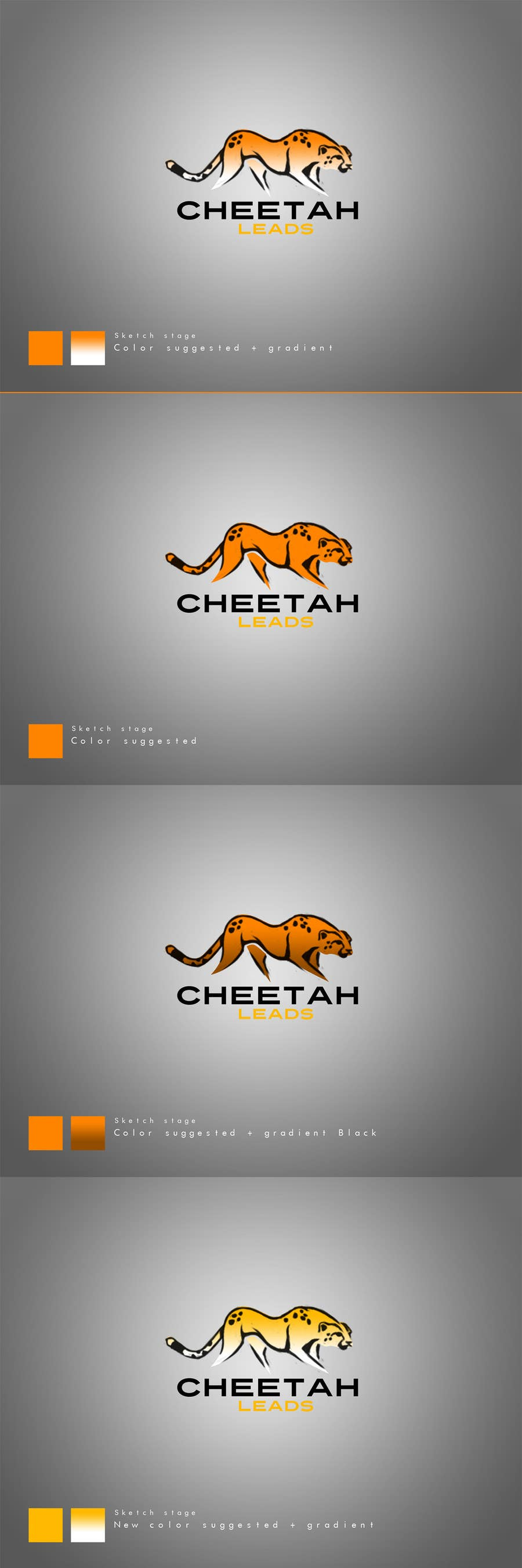 Contest Entry #78 for Design a Logo for CheetahLeads.com