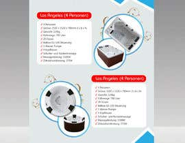 #14 for Whirlpool Brochure af AhmedAmoun