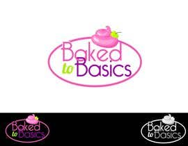#110 para Design a Logo for B.a.k.e.d to Basics de Attebasile