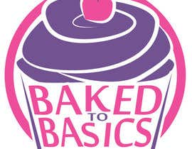 #57 para Design a Logo for B.a.k.e.d to Basics de brissiaboyd