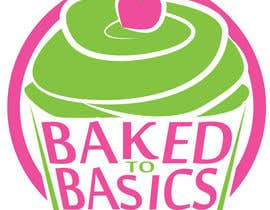 #72 for Design a Logo for B.a.k.e.d to Basics af brissiaboyd