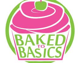 #320 for Design a Logo for B.a.k.e.d to Basics by brissiaboyd