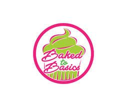 #218 for Design a Logo for B.a.k.e.d to Basics by AalianShaz