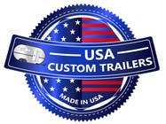Graphic Design Contest Entry #26 for USA Custom Trailers