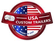 Graphic Design Contest Entry #27 for USA Custom Trailers