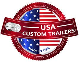 #27 for USA Custom Trailers by georgeecstazy