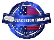 Graphic Design Contest Entry #28 for USA Custom Trailers