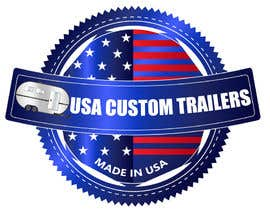 #28 for USA Custom Trailers by georgeecstazy
