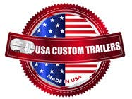 Graphic Design Contest Entry #29 for USA Custom Trailers