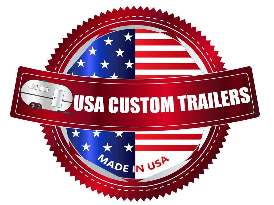 Konkurrenceindlæg #                                        29                                      for                                         USA Custom Trailers