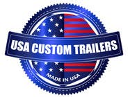Graphic Design Contest Entry #30 for USA Custom Trailers