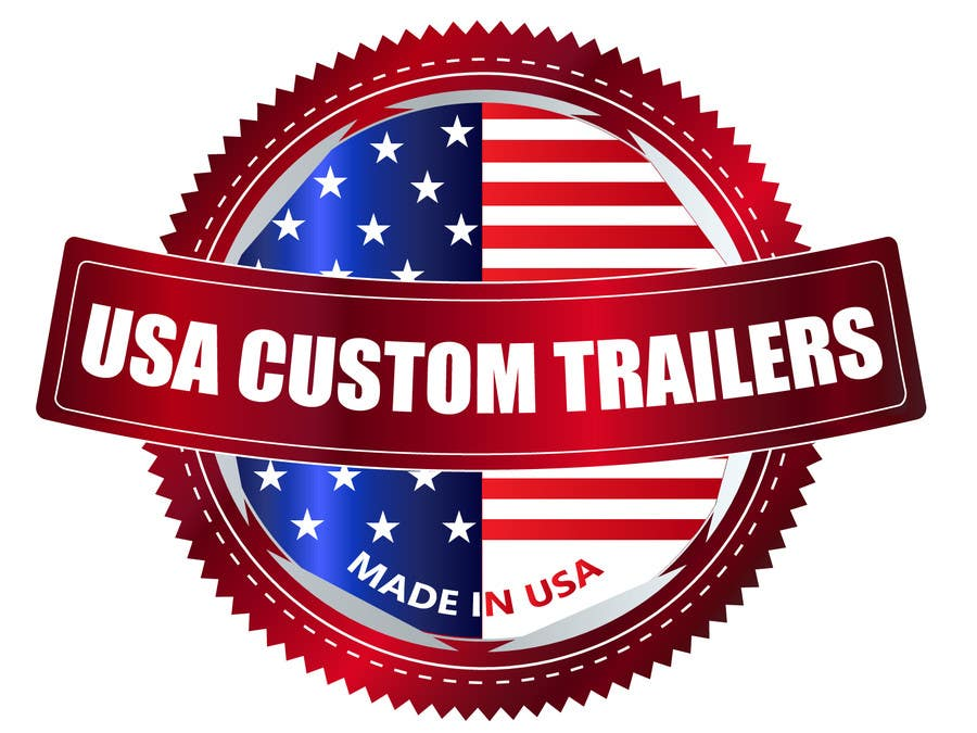 Contest Entry #                                        31                                      for                                         USA Custom Trailers