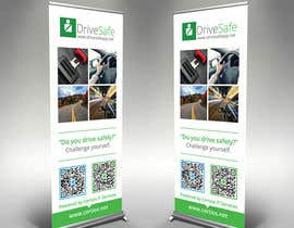 #20 for Design a Popup Banner for Exhibition by HammyHS