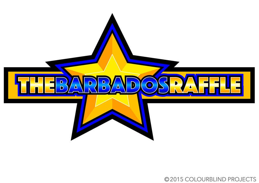 Contest Entry #                                        14                                      for                                         Logo Design for National Raffle (Lottery) of Barbados