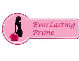 """Nro 172 kilpailuun A clothing Boutique Logo, store name is """"EverLasting Prime"""" käyttäjältä lb5102001"""
