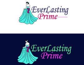 """Nro 169 kilpailuun A clothing Boutique Logo, store name is """"EverLasting Prime"""" käyttäjältä BikiDesign"""