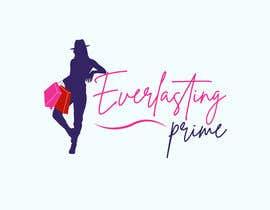 "Nro 95 kilpailuun A clothing Boutique Logo, store name is ""EverLasting Prime"" käyttäjältä tafhimahmed14"