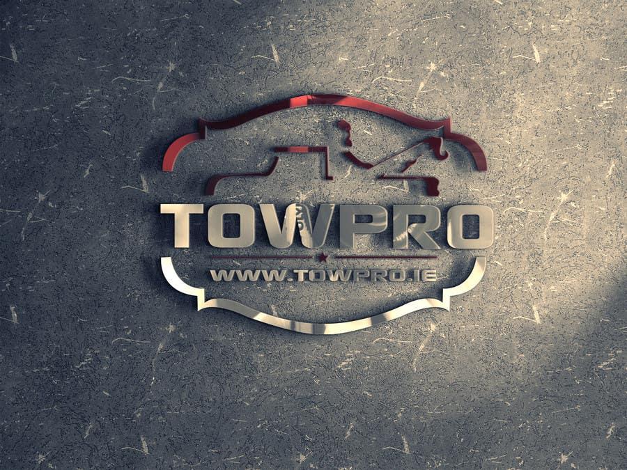 Penyertaan Peraduan #98 untuk Design a Logo for Towing company