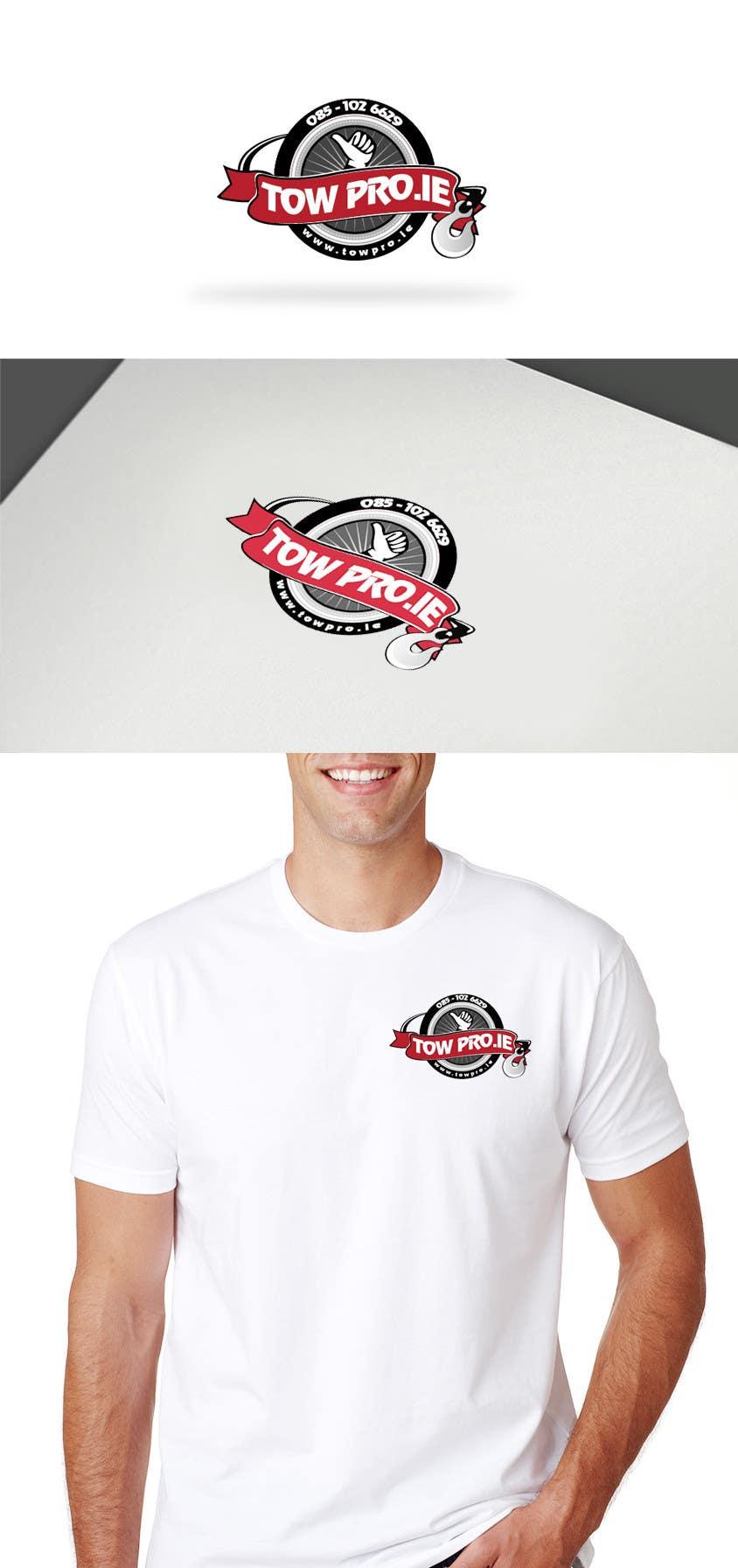 Penyertaan Peraduan #43 untuk Design a Logo for Towing company