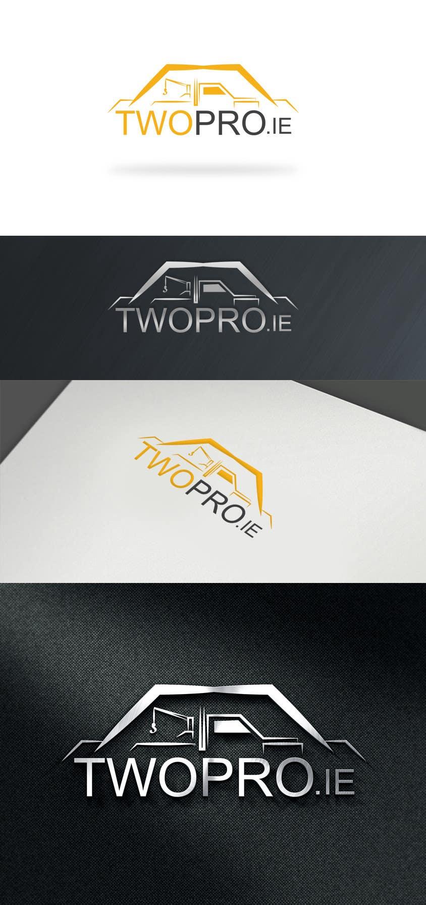 Penyertaan Peraduan #80 untuk Design a Logo for Towing company