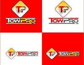 #32 for Design a Logo for Towing company by arteq04