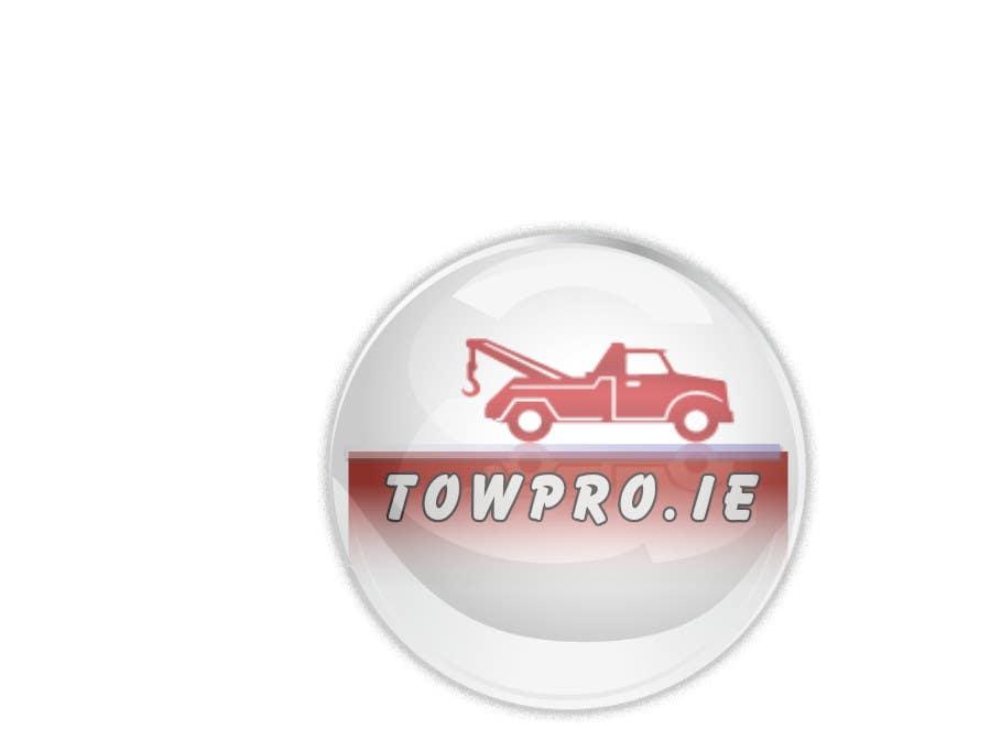 Inscrição nº 112 do Concurso para Design a Logo for Towing company