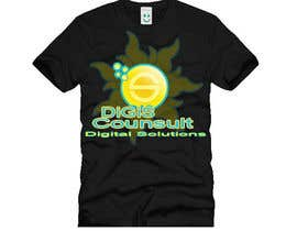 #29 for Draw a T-Shirt for my company by dilukachinda