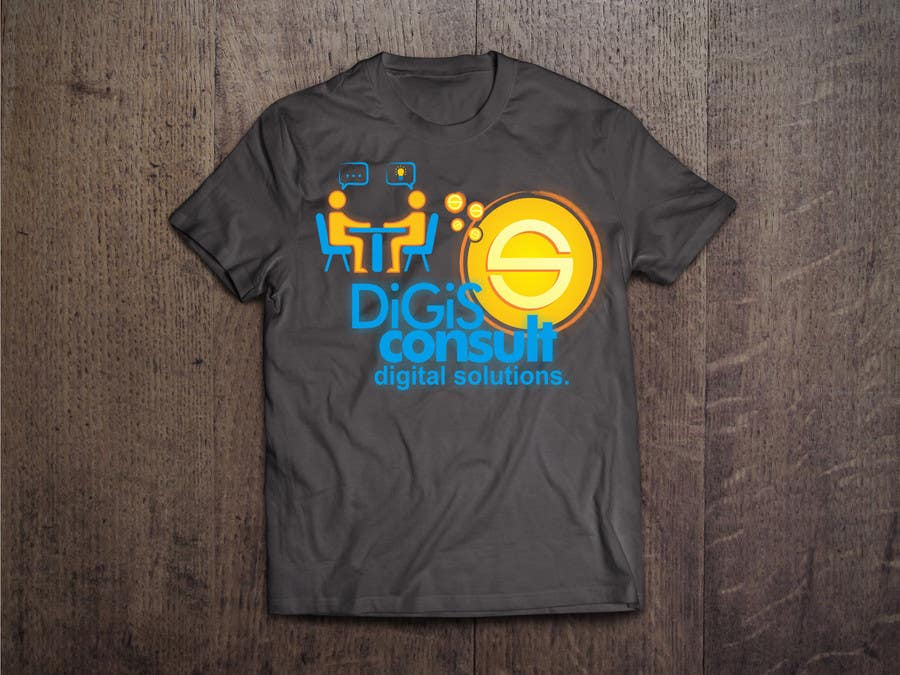 Contest Entry #                                        40                                      for                                         Draw a T-Shirt for my company