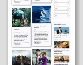 Nro 135 kilpailuun Easy to use WordPress Blog käyttäjältä jaswinder527