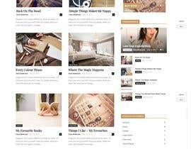 Nro 138 kilpailuun Easy to use WordPress Blog käyttäjältä saqibmushtaq786