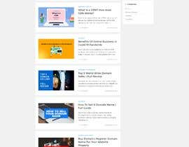 Nro 142 kilpailuun Easy to use WordPress Blog käyttäjältä shovon1337