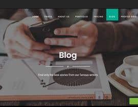 Nro 145 kilpailuun Easy to use WordPress Blog käyttäjältä shakilbtstech