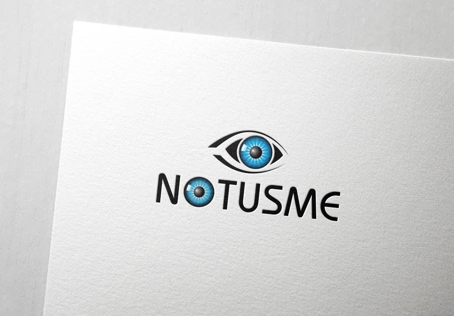 Konkurrenceindlæg #736 for Design a Logo for Notusme Apparel