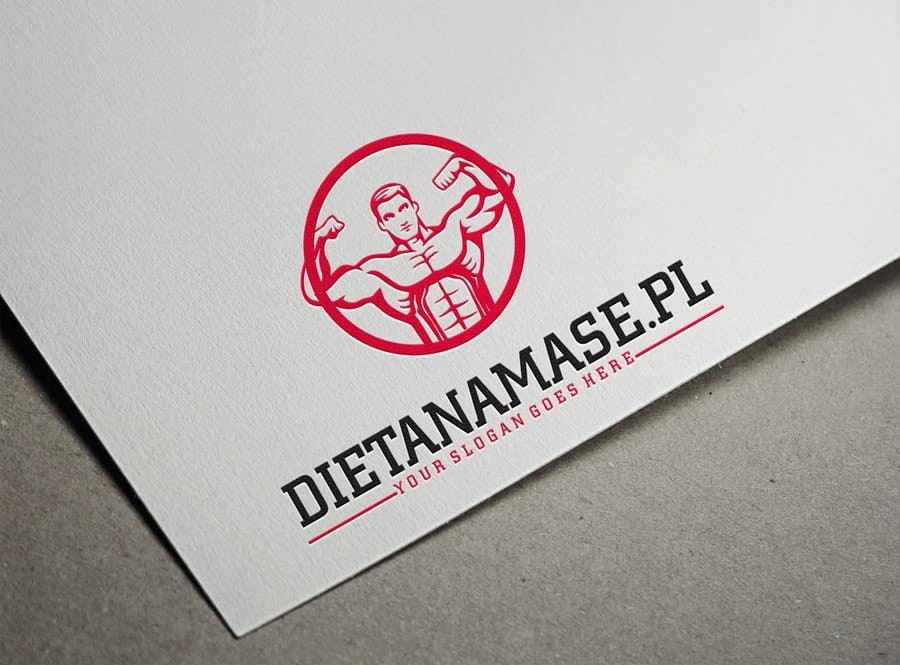 Penyertaan Peraduan #32 untuk logo design for bodybuilding website