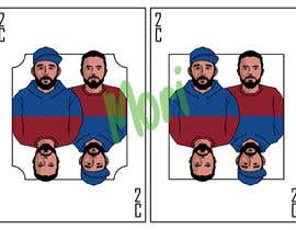 """#85 for Create a """"cartoonized"""" logo (playing cards style) by marcelmori"""