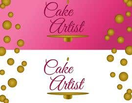 #141 for Cake Artist online shop af halesdesigns