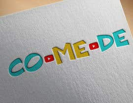 #297 for Make a youtube channel logo:  Co-Me-De   (Comedy channel) - 28/12/2020 02:38 EST by mahfuznayan17
