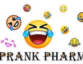 Nro 67 kilpailuun Make a youtube channel logo:   Prank Pharm  (a prank channel) käyttäjältä mollickfariha199