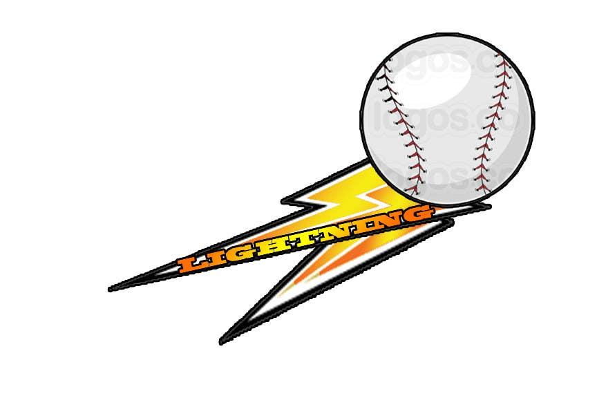Penyertaan Peraduan #6 untuk Logo Design for Baseball Club