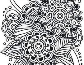 Nro 6 kilpailuun I need some Graphic Design for Mehendi artwork illustration käyttäjältä tiagogoncalves96