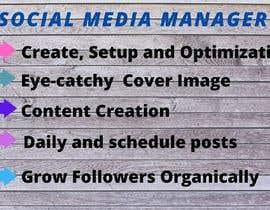 Nro 7 kilpailuun Promote a Crowdfunding Campaign on Social Media Platforms käyttäjältä marketeruttam
