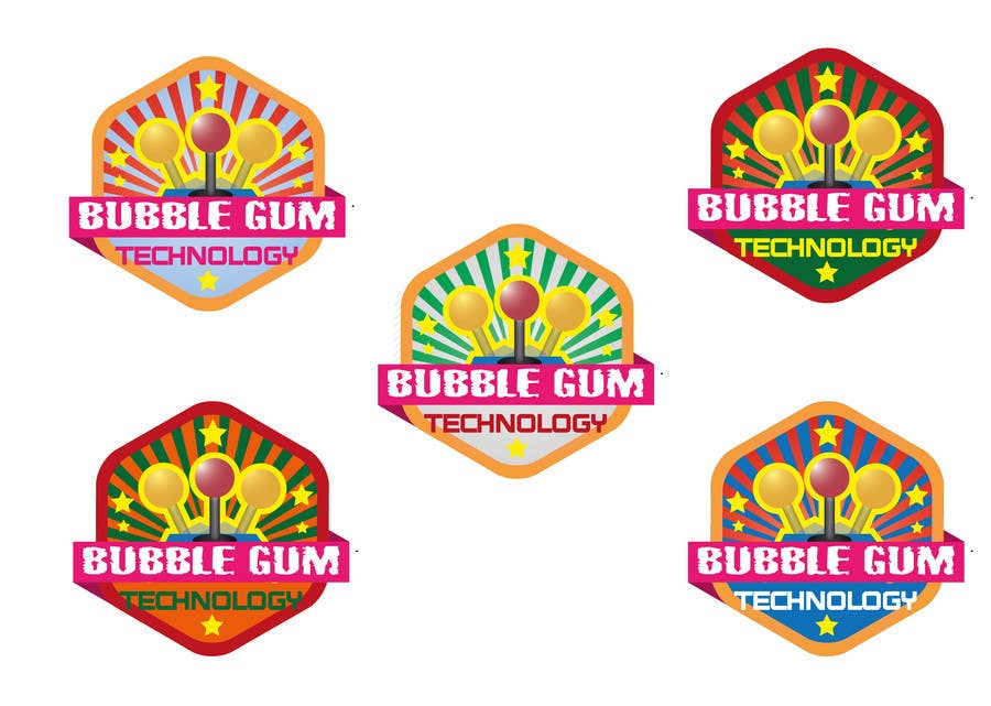 #85 for Logo Design for Bubble Gum Technology by branislavad