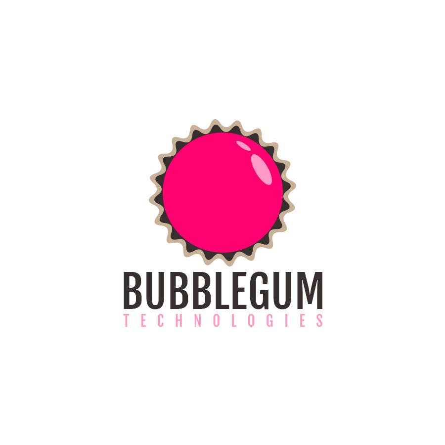 #58 for Logo Design for Bubble Gum Technology by upbeatdesignsnet