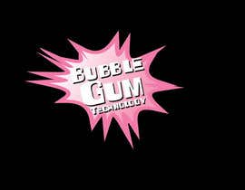 nº 110 pour Logo Design for Bubble Gum Technology par humphreysmartin