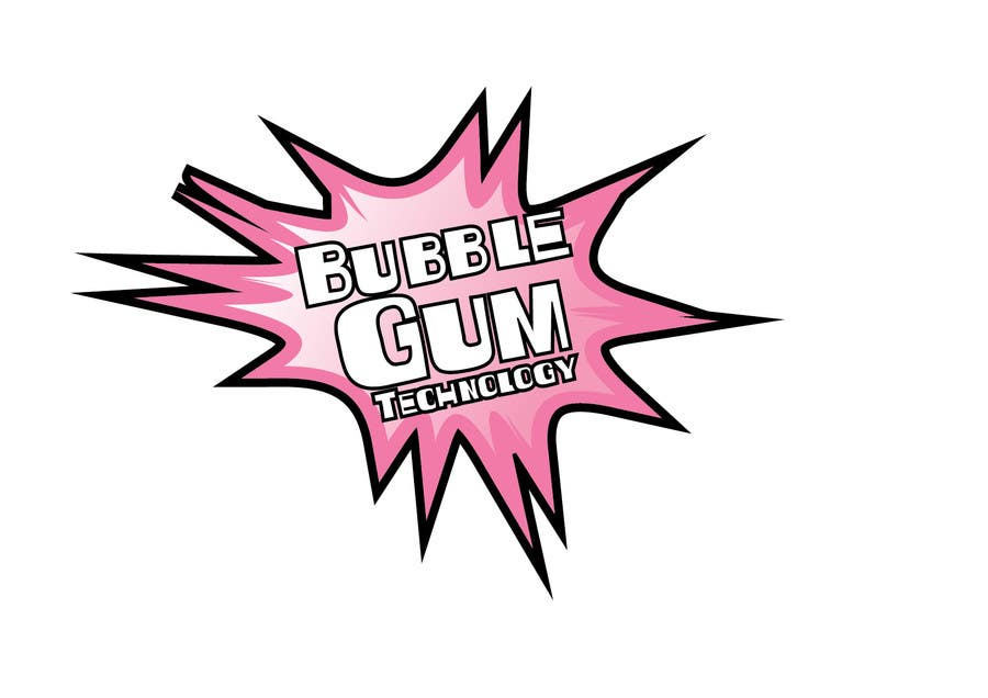#117 for Logo Design for Bubble Gum Technology by humphreysmartin