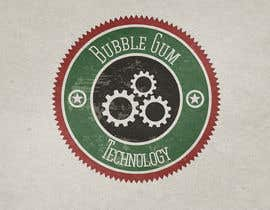 nº 66 pour Logo Design for Bubble Gum Technology par niccroadniccroad