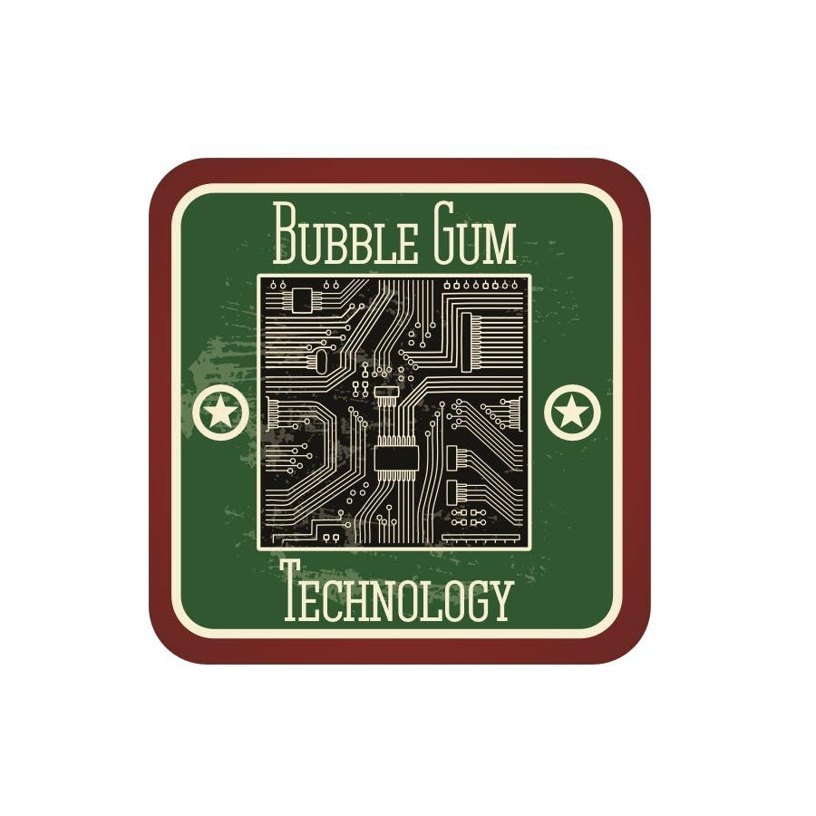 #78 for Logo Design for Bubble Gum Technology by niccroadniccroad