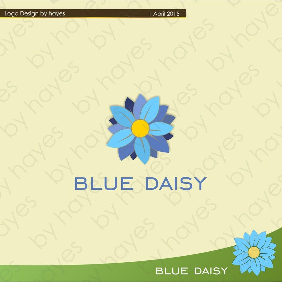 Inscrição nº 10 do Concurso para Create Print and Packaging Designs for Blue Daisy Tea Company
